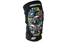 O'Neal Sinner Knee Guard neon